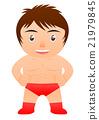 爭競 格鬥運動 職業摔跤 21979845