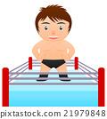 爭競 格鬥運動 職業摔跤 21979848