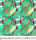 Summer seamless sea patterns. 21982124