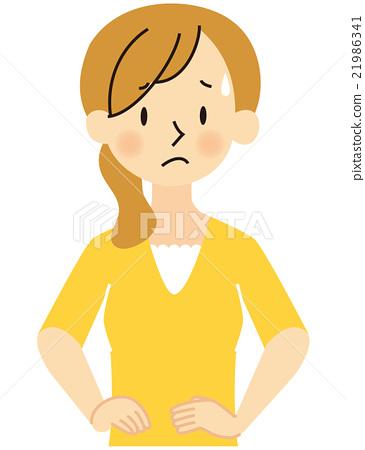 OL-A abdominal pain 21986341