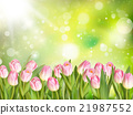 Spring Easter background. EPS 10 21987552