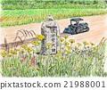 the countryside, rural, non urban 21988001