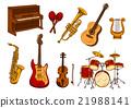 เพลง,ดนตรี,เครื่องมือ 21988141
