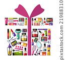 Giftbox shape concept 21988310