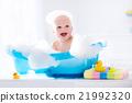 婴儿 宝宝 洗澡 21992320