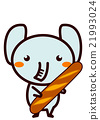 麵包和動物系列 21993024