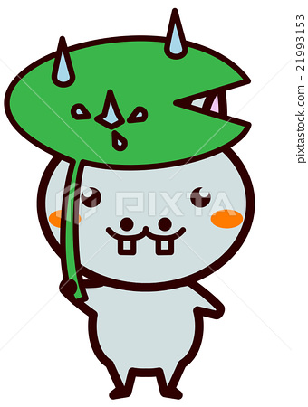 umbrella, brolly, (pine) cone 21993153