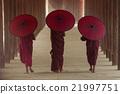 Buddhist monk 21997751
