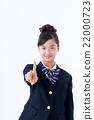 初中生 中學生 女孩 22000723