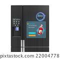 冰箱 冰柜 电子产品 22004778