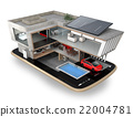 智能住宅 應用程序 行動電話 22004781