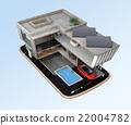 智能住宅 應用程序 行動電話 22004782