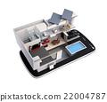 智能住宅 應用程序 行動電話 22004787