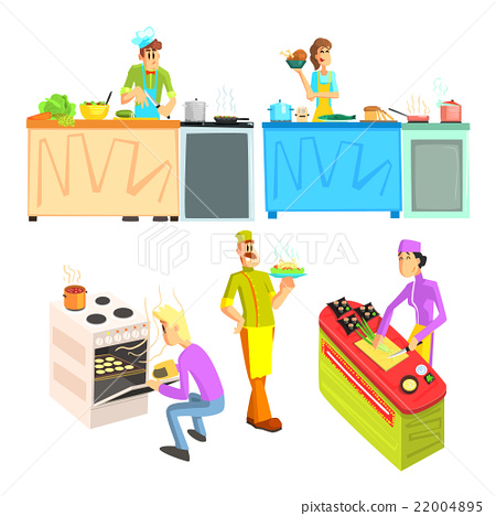 Cooking Illustrations Collection 22004895