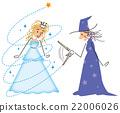 魔术 女巫 女生 22006026