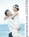 新郎 婚禮 新娘 22019706
