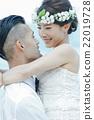 新郎 新娘 婚禮 22019728