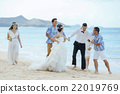 新郎 海灘 婚禮 22019769