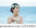 肖像 咧嘴笑 開懷笑 22019903