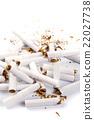 broken cigarettes 22027738