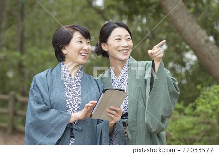 母女溫泉之旅 22033577