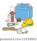 vector, vectors, emergency supply 22038663