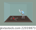 Escape Room Game Concept. 22039873
