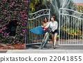 女性 腳踏車 自行車 22041855