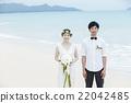 新郎 新娘 婚禮 22042485