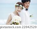 新郎 結婚了的 結婚 22042520