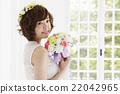 婚禮 新娘 花束 22042965