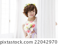婚禮 花束 新娘 22042970