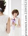 婚禮 花束 新娘 22043523