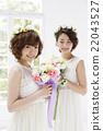 婚禮 花束 新娘 22043527