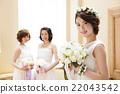 婚礼 新娘 花束 22043542