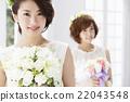 婚禮 新娘 花束 22043548