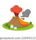 분화, 화산 폭발, 화산 22045513
