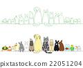 animal, turn around, animals 22051204