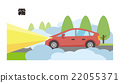 รถ,รถยนต์,หมอก 22055371