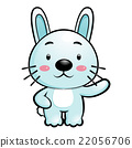 Rabbit Character. Asian Zodiac Character Design  22056706
