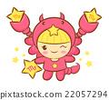 Lovely style Scorpio Character. Scorpius Mascot 22057294