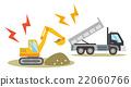 噪聲 災難 自動傾卸卡車 22060766