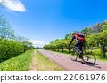 自行車公路賽 春 春天 22061976