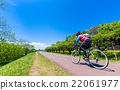 自行車公路賽 春 春天 22061977