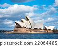 호주 시드니의 오페라 하우스 22064485