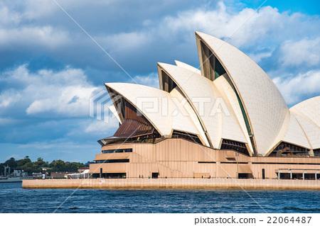 歌劇院在悉尼,澳大利亞 22064487