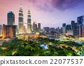 Kuala Lumpur Skyline 22077537
