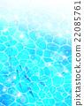 바다, 물고기, 생선 22085761