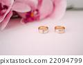 Wedding rings.  22094799