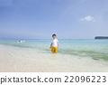 มหาสมุทร,กวม,เด็กผู้ชาย 22096223